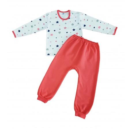 Пижама(фуфайка+штанишки) (футер)