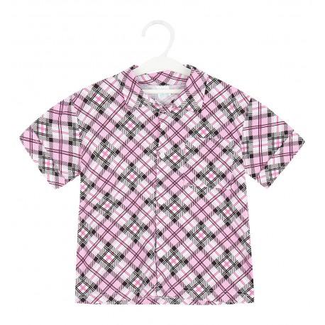 К28-2 Рубашка короткий рукав (кулирка)
