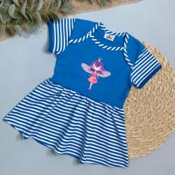 КР(А)18-25 Платье с накатом (кулирка рулонная)
