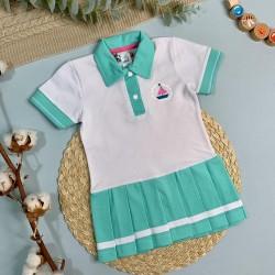 П(А)18-30 Платье с накатом (Пике)