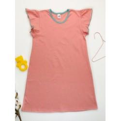 К(А)15-2 Ночная сорочка с накатом (кулирка)